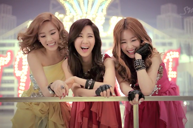 [Vietsub] Girls' Generation TaeTiSeo – Twinkle Music Video