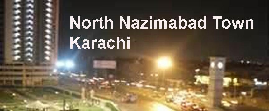 North Nazimabad Town Karachi
