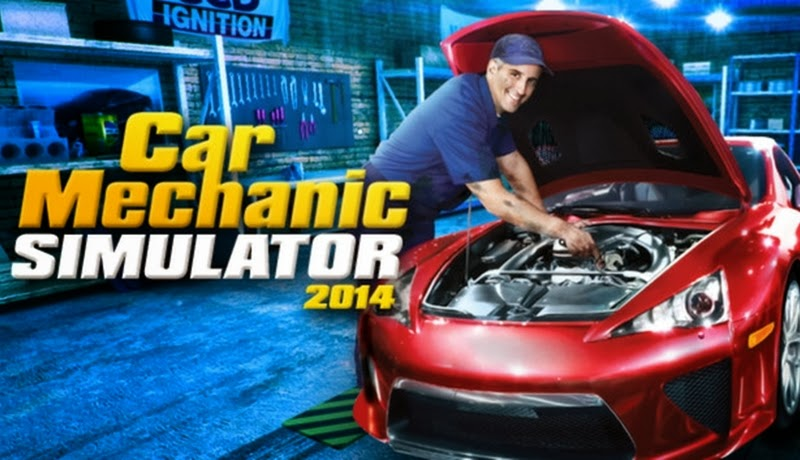 Car Mechanic Simulator 2014 Requisitos Jogos