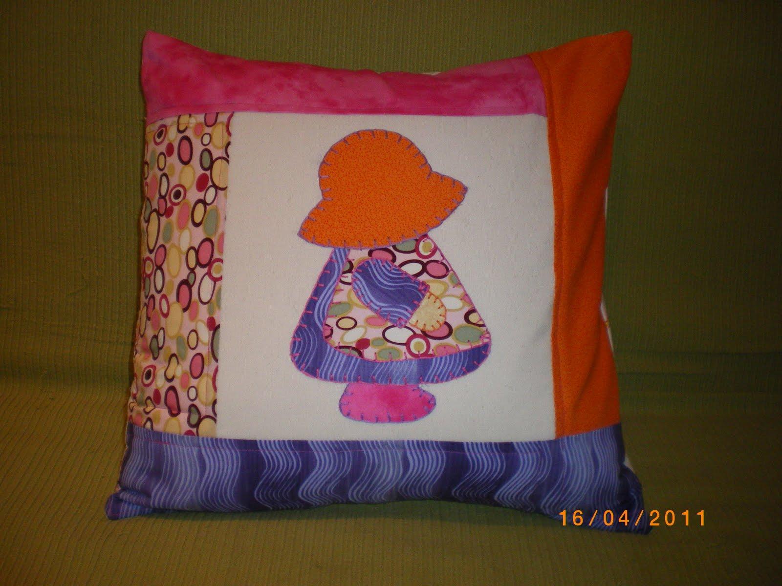 Cojines infantiles patchwork imagui - Cojines de patchwork ...