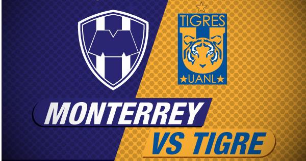 Seguir en vivo Monterrey vs Tigres clasico regio 103