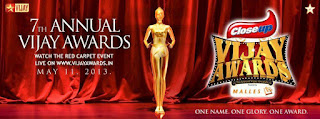 7th annual vijay awards 2013 logo