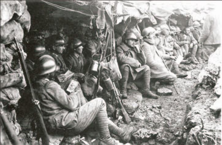 luoghi prima guerra mondiale
