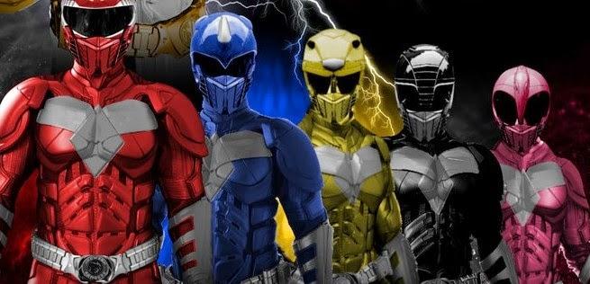 Power Rangers | Lionsgate contrata roteiristas de X-Men: Primeira Classe para a nova versão