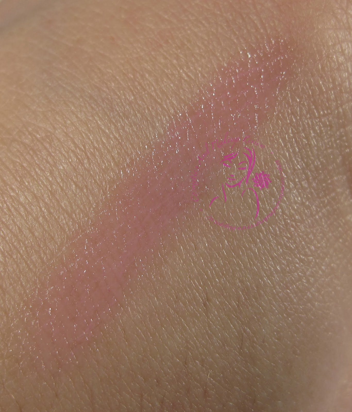 Maybelline - Baby Lips - Pink Punch - swatch