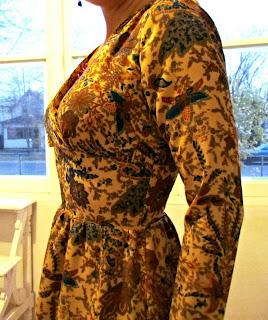 vintage sewing pattern, Vintage McCalls, Sewing, DIY Dress