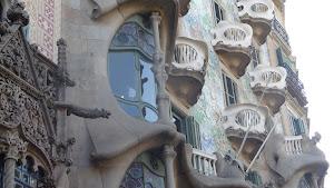 A Barcelona, Passeig de Gracia