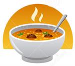 Divisória sopa