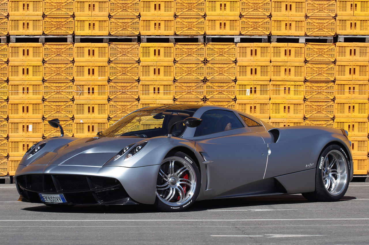 2013 Pagani Huayra Supercar Original