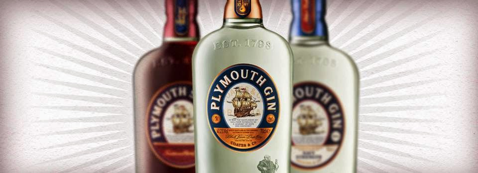 Plymouth Gin.