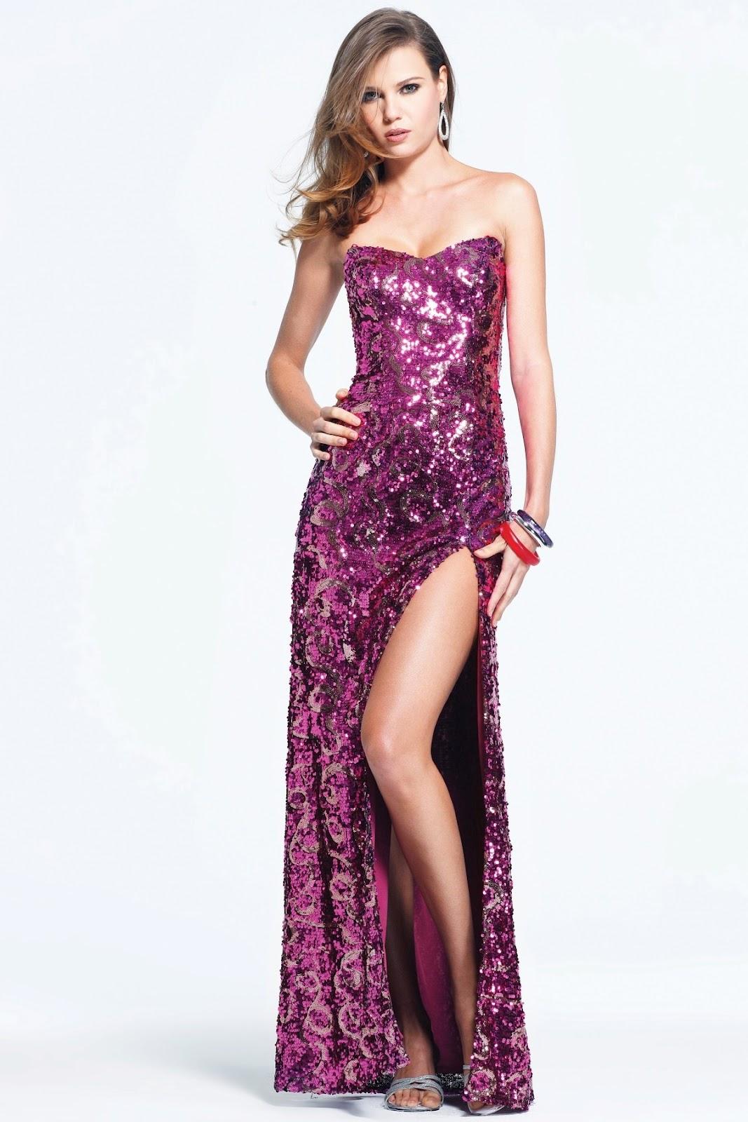 Hollywood celebrity dresses