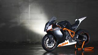 KTM 1198 RC8R