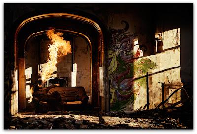 Игры с огнем: отдых с огнем