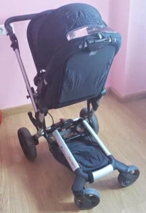 silla de paseo Jane Rider Granada