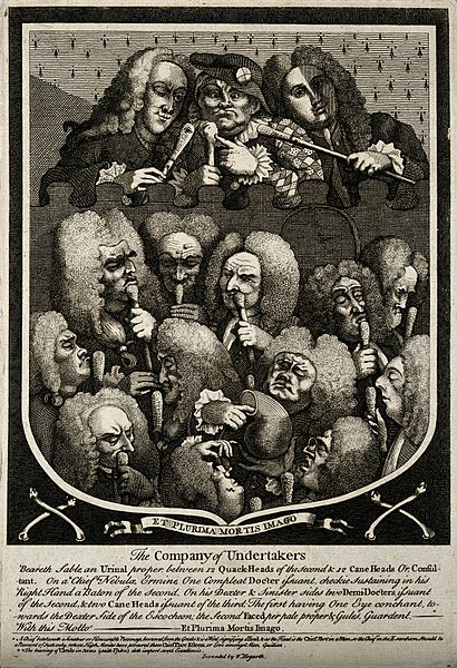 https://commons.wikimedia.org/wiki/File:A_shield_containing_a_group_portrait_of_various_doctors_and_Wellcome_V0006698.jpg?uselang=de