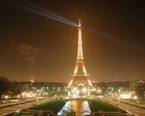 Menara Eiffel Paris, Prancis