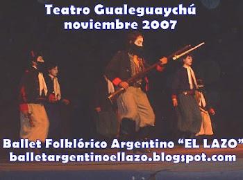 """Festejamos los 31 años del ballet con """"Circo Criollo"""""""
