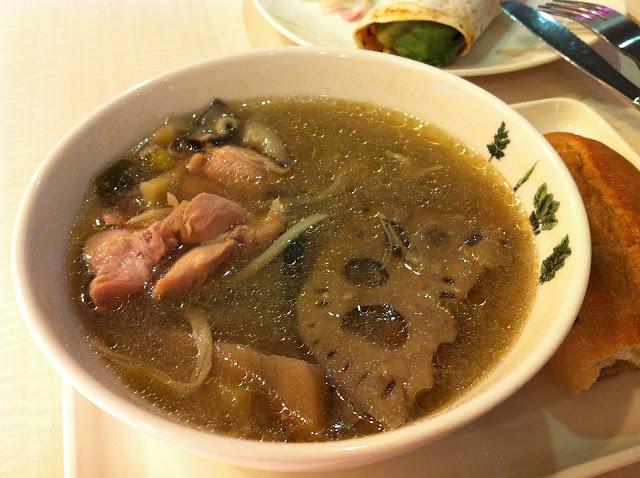 Soup Spoon's Tokyo Chicken Stew