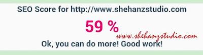 SCORE 100% SEO DI CHKME.COM