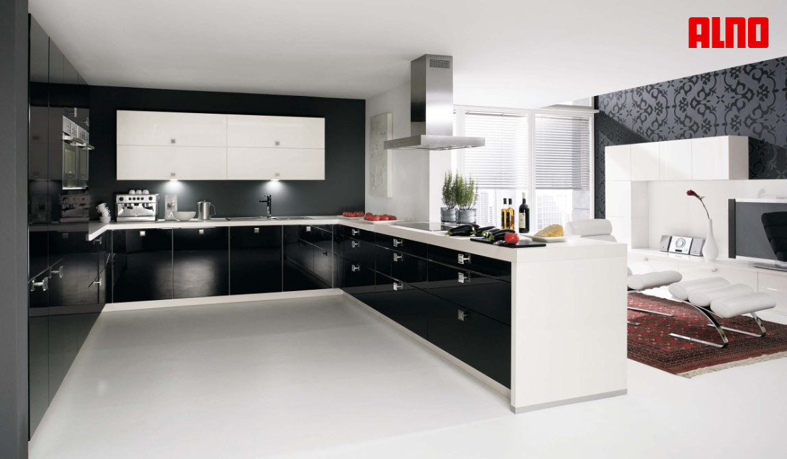 Home Interior Design & Decor: Inspirational Kitchen Designs From Alno