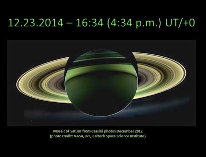 Ingress Notice: Saturn in Sagittarius