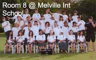 Melville Room 8 from New Zealand