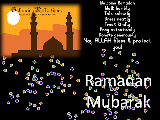 Ramadan mubarak Quote Pictureand Photo