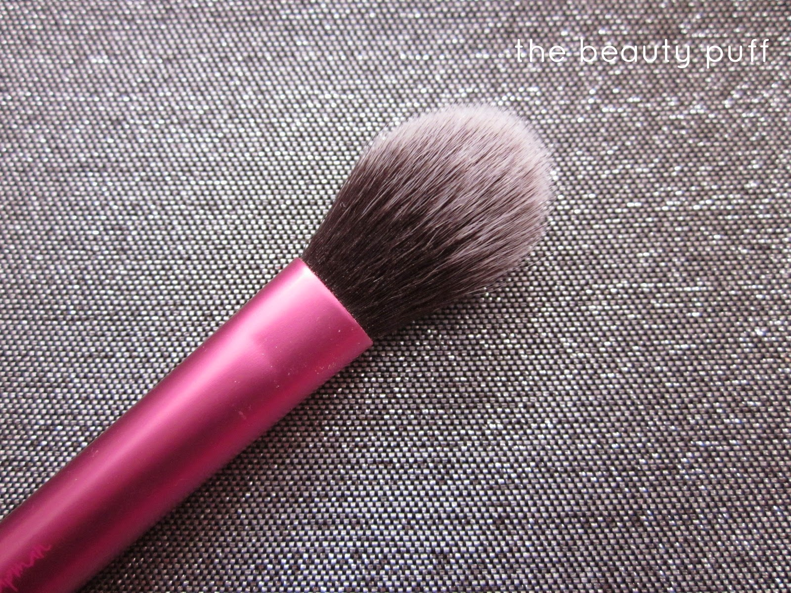 real techniques setting brush  - the beauty puff