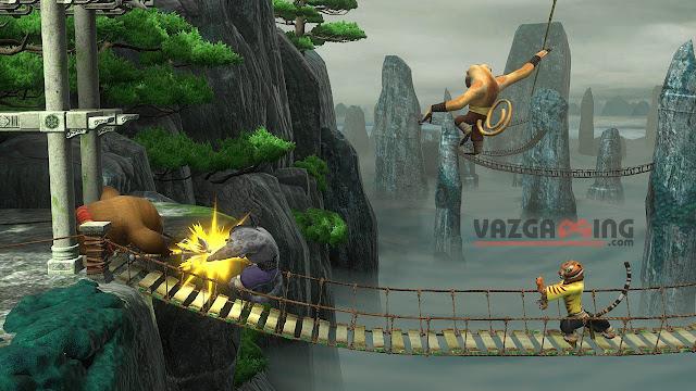 Kung Fu Panda Showdown Of Legendary Legends Gameplay 2 vazgaming