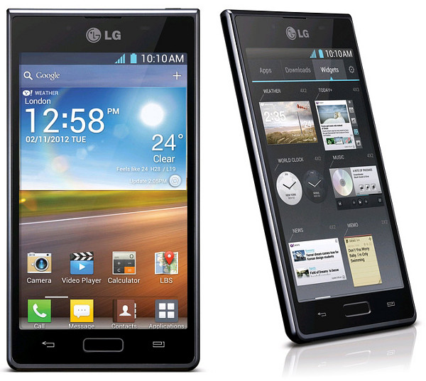 LG P700 Optimus L7 Firmware