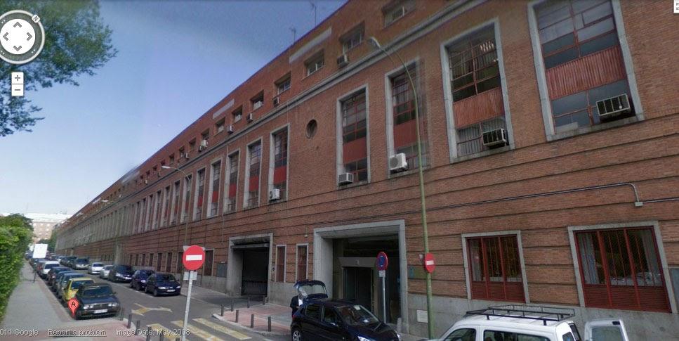 Arquitectura re generada los peores edificios de madrid y - Arquitectos en espana ...