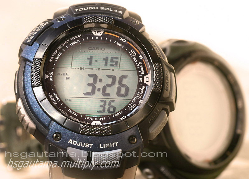 casio protrek prg 510 manual pdf