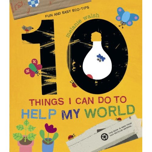 Candlewick Press - 10 things i can do to help my world