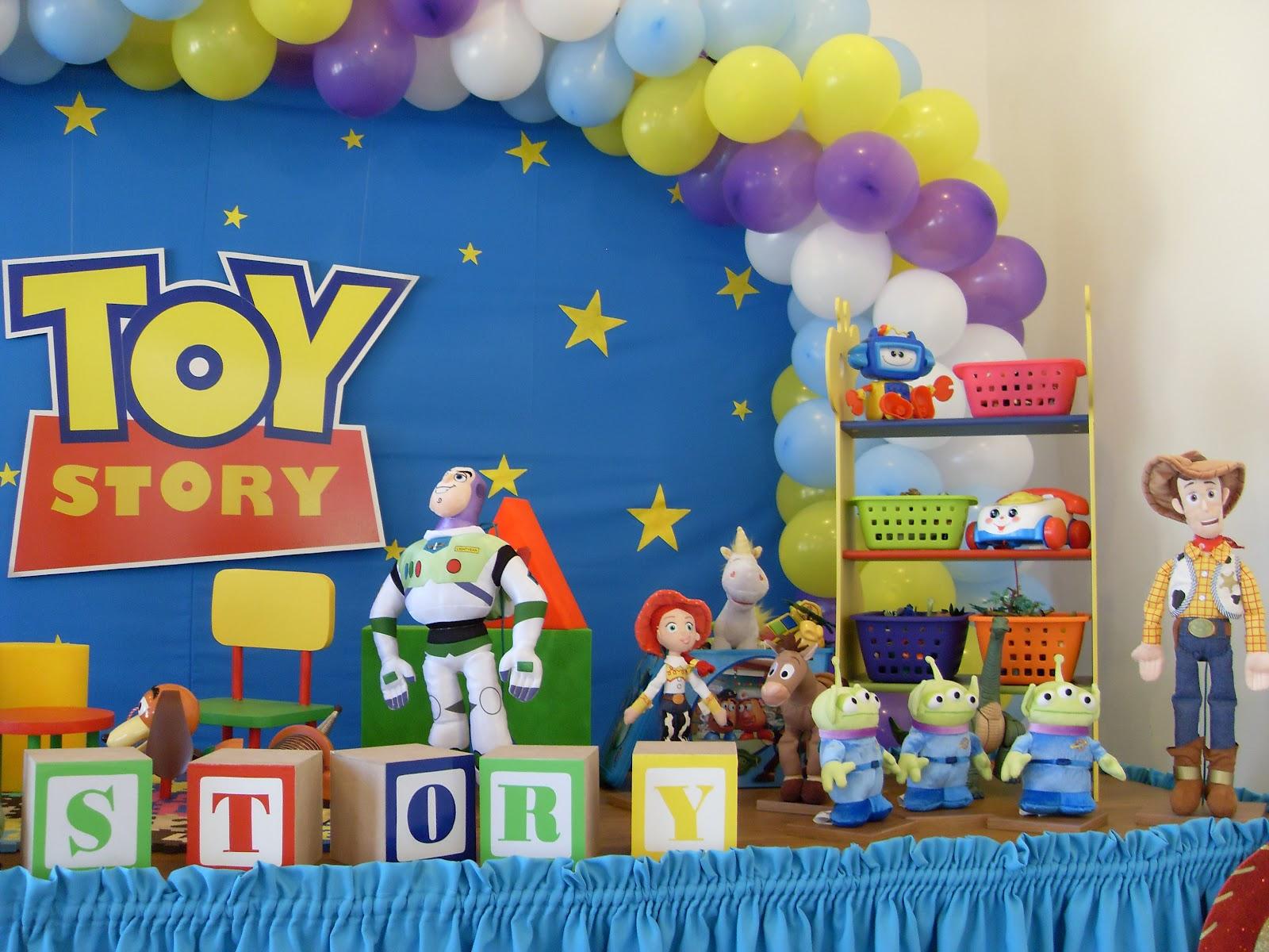 Toy Story 4 2012 : Farolita decoração de festas infantis toy story