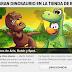 Nuevo Diario - Edición #533   Un Gran Dinosaurio en la Tienda de Ropa