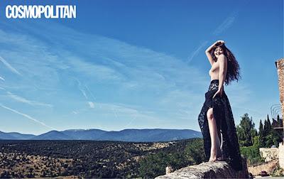 Kim Hye Soo - Cosmopolitan Magazine August Issue 2013