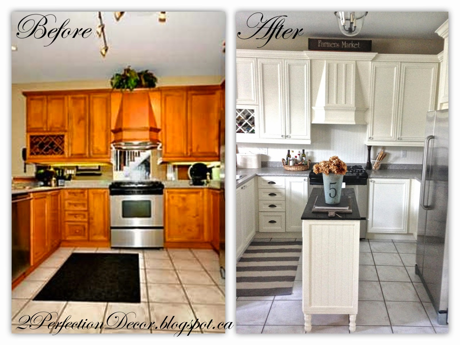 Delightful We Had All The Kitchen Cabinets Professionally Painted For $750. We Choose  Benjamin Moore Linen White, Its A Light Creamy White, Perfect For  Freshening Up ...