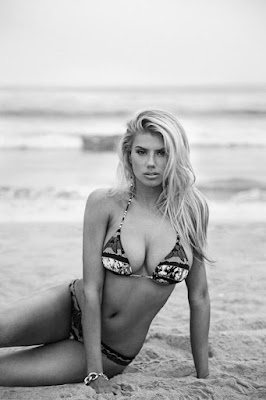 Charlotte McKinney hot in sexy bikini Galore Magazine The Summer 2015 Bobmshell Guide Edition