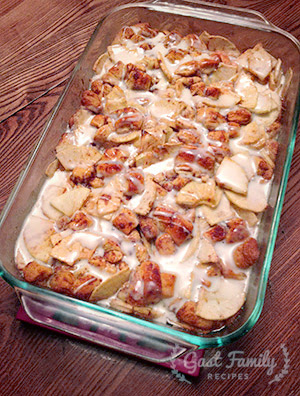 Easy Apple Strudel Dessert Recipe