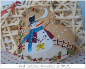 My First Christmas Decoration of 2012