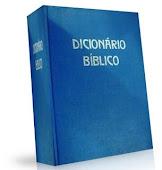 Dicionário Bíblico Online