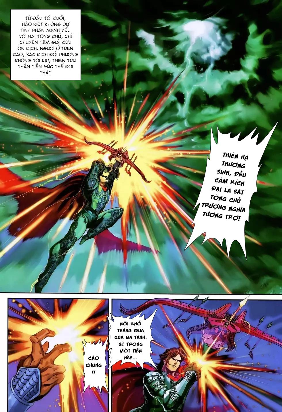 Thần binh huyền kỳ 3 - 3.5 tập 185 - 2
