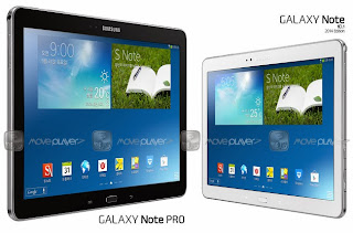 Samsung Galaxy Note Pro 10.1 Tablet from South Korea