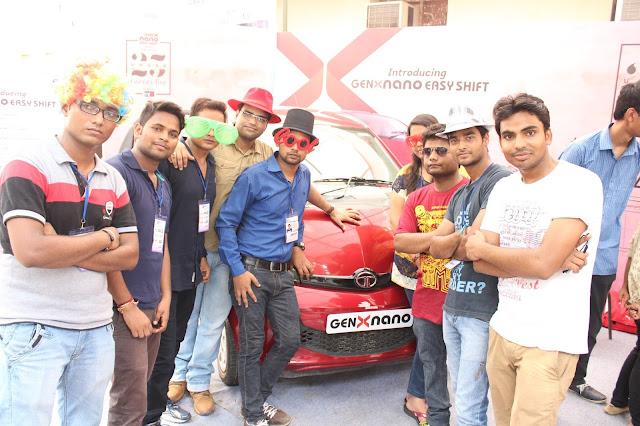 Tata Nano GenX Campus Diaries VH1