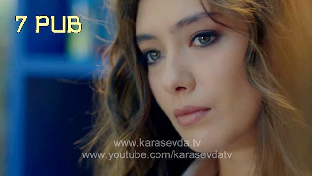 مسلسل حب أعمى Kara Sevda إعلان الحلقة 7 مترجم إلى العربية