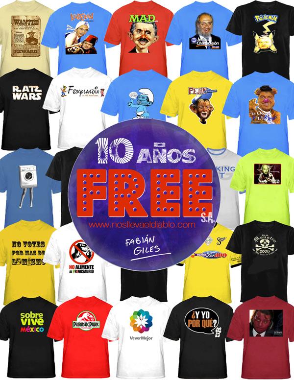 10 AÑOS DE FREE, S.A.