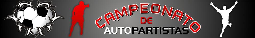 CAMPEONATO DE AUTOPARTISTAS