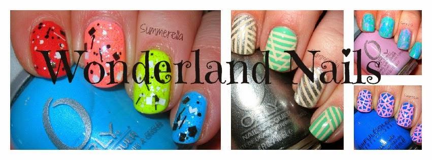 Wonderland Nails
