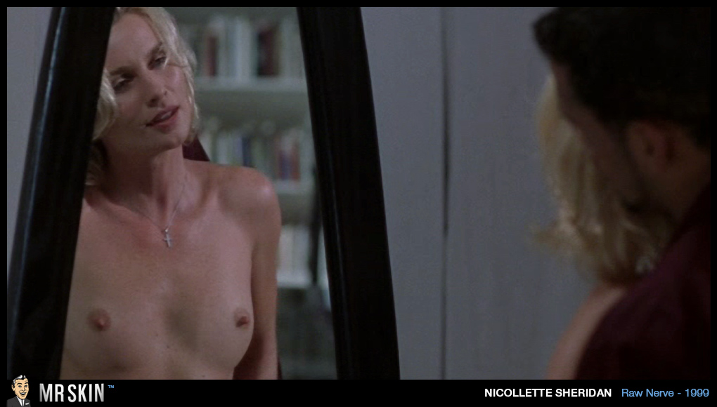 Nicollette Sheridan Nude - Naked Pics and Sex - Mr Skin