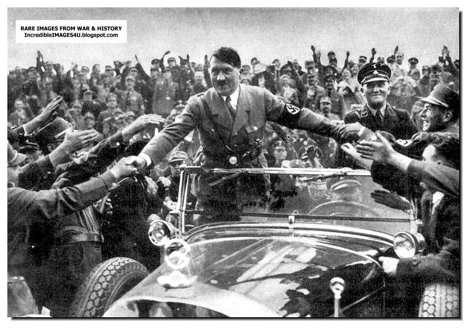 the great leadership of adolf hitler Adolf hitler (1889 - 1945) of his legitimacy and his claim to absolute leadership, hitler succeeded in extending his appeal hitler moved with great speed to.